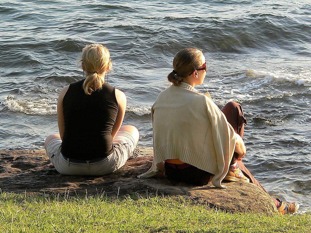 A tengert órák hosszat bámulni… ebben inkább az introvertált típus profi!